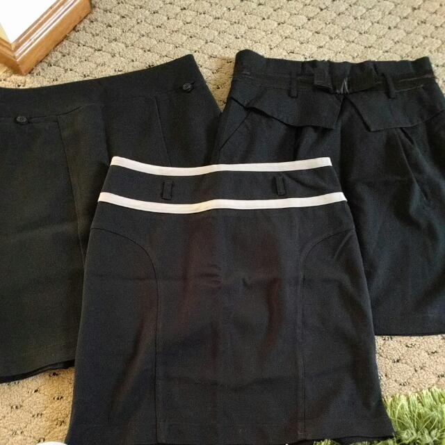 Size 10 Work Skirts