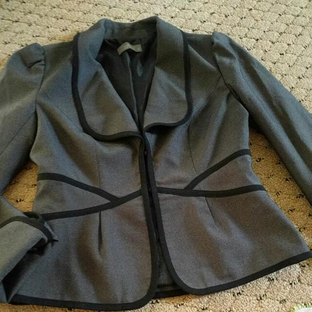 Size 6 Suit Jacket