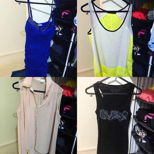 Size 8 Clothes!