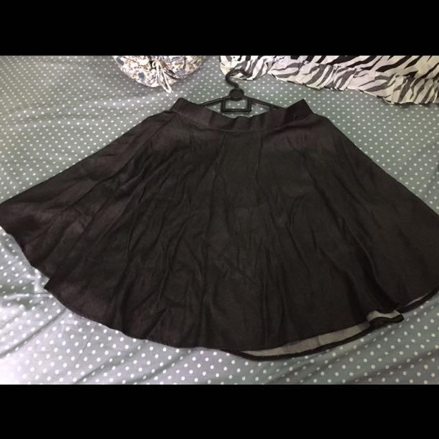 Flare Skirt By Luna Maya Hardware