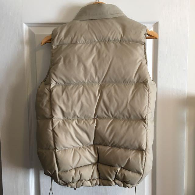 Sleeveless Down Jacket