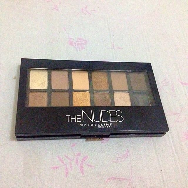 The Nudes Maybelline NY