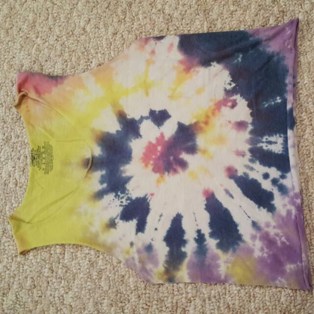 Tye Dye Muscle Shirt