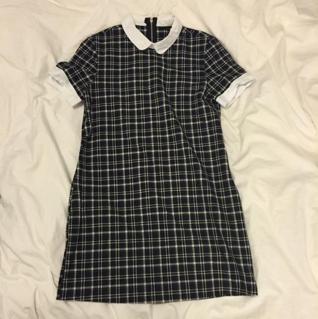 Zara Schoolgirl Dress
