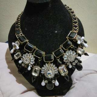 Kalung Necklace Zara Look A Like
