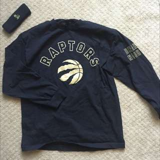 Drake Night Raptors 2015 Long Sleeve