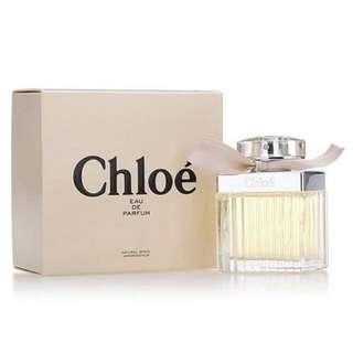 Chloe'香水