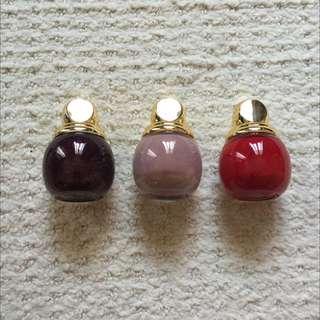 "Dior ""Diorific Vernis Limited Edition"" Nail Polish"