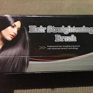 ActiveHair Straightening Brush