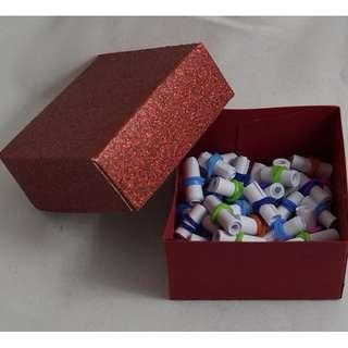 52 Good Fortune Razzle Dazzle Scroll Box
