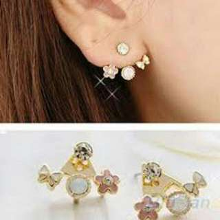 Ear Jackets earrings