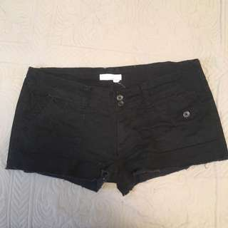 Ardene Black Shorts