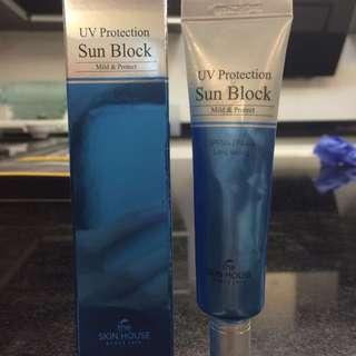 The Skin House Sun Block