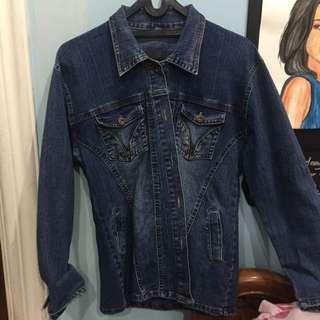 Women Jeans Jacket