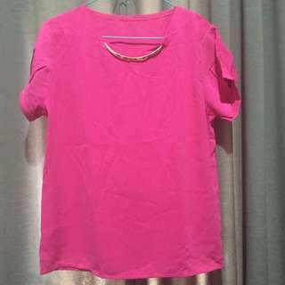 (No Brand) Pink Shirt