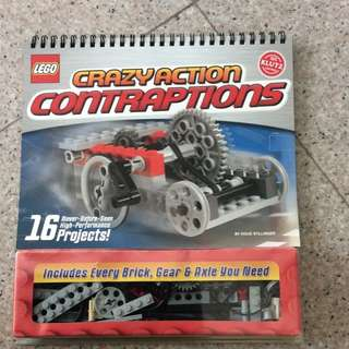 Lego Action Contraption