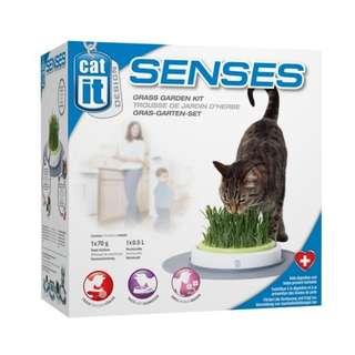Catit Design Senses Grass Garden Kit - for Cats & Kittens