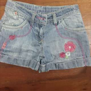 Lilliput Brand Shorts