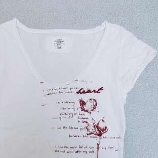 H&M Print Shirt