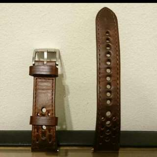 Authentic Fossil Strap 22mm