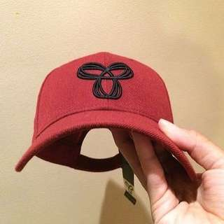 TNA Burgundy Baseball Hat