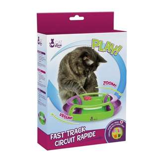Cat Love Play Fast Track - Toy for Cats & Kittens
