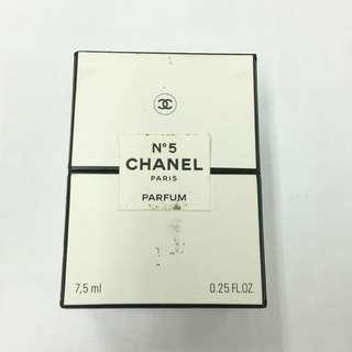 香奈兒CHANEL經典5號香水No.5~小香7.5ml