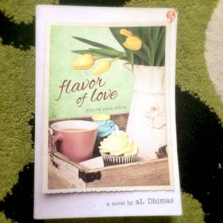 Flavor of Love (a novel by Dhimas)