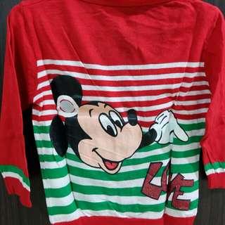 Cardigan Mickey