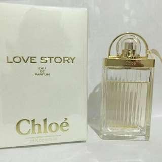 Chloe Love Story 女性香水 75ml