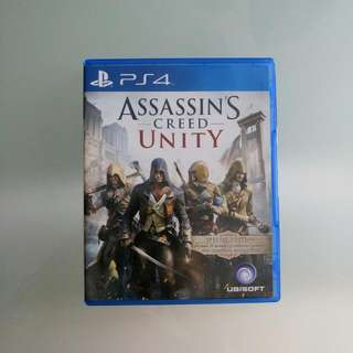 BD Assassin's Creed Unity PS4