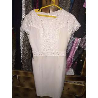 Dress Accent Size 8 / Size S Fit M