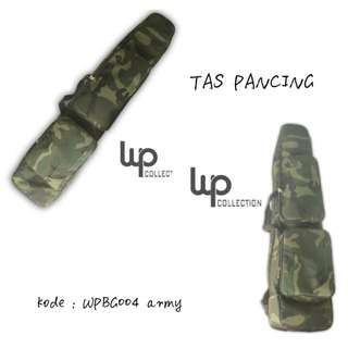 TAS Pancing gendong murah WPBG004 army