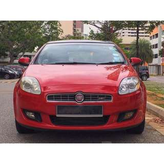 Fiat Bravo T-Jet 1.4A Panoramic Roof