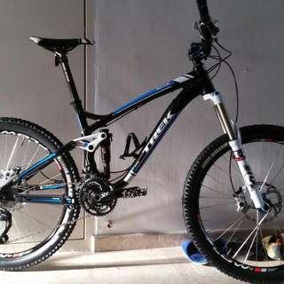 Trek Fuel EX 5 2014 (fully upgrade) S/M size