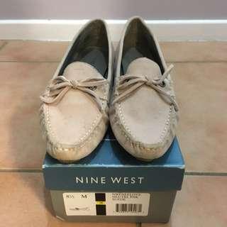 Nine West Flats Size 8.5