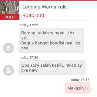 Testimony As Seller