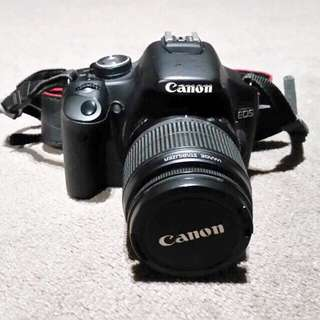 Canon EOS 500D Digital SLR Camera With 18-55 zoom lens