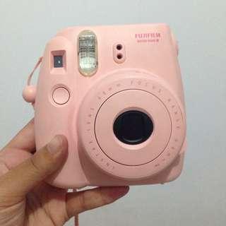 Fujifilm Instax 8s Pink