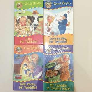 Preloved Enid Blyton Storybooks