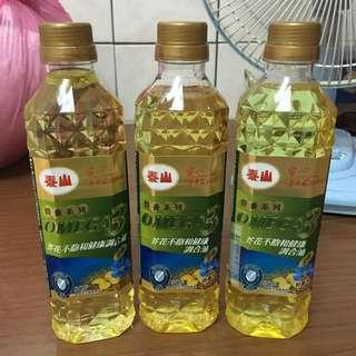 泰山 不飽和健康調和油