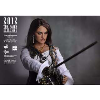 2012 Toy Fair Exclusive MMS 181: Pirates of the Caribbean - Angelica (New, MISB)