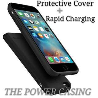 LATEST iPhone 6 Plus CASING + Powerbank