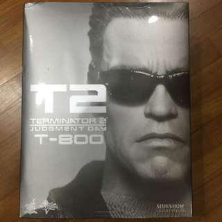 Hot Toys T-800 Judgement Day