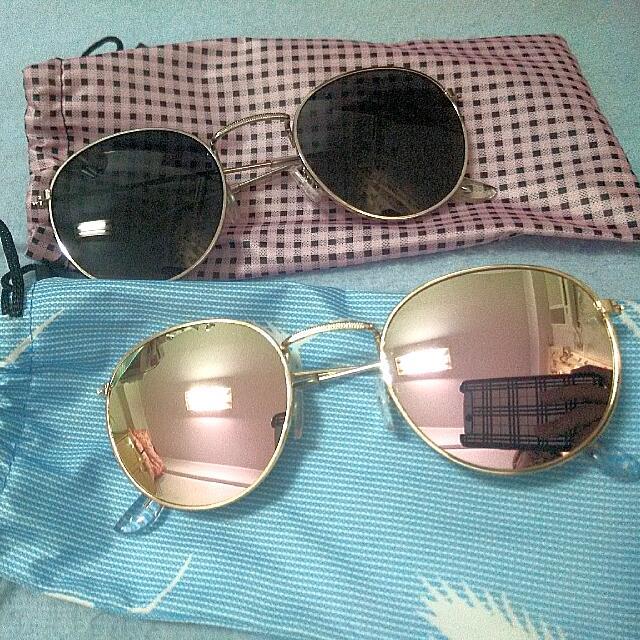 復古太陽眼鏡