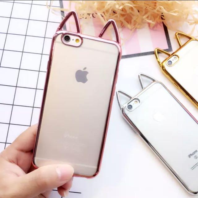 韓國貓咪手機殼