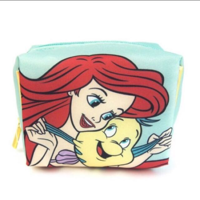 ✨全新✨小美人魚化妝包