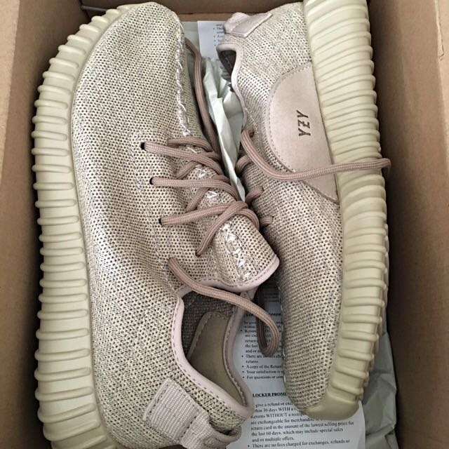 "Adidas Yeezy 350 ""oxford Tan"""
