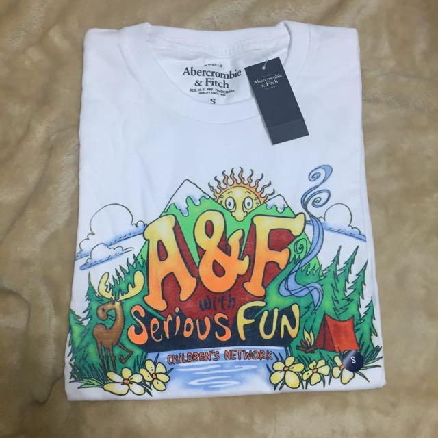 AF T-shirt 男生 S