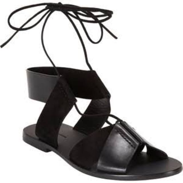 Alexander Wang Marlene Lace Up Sandals